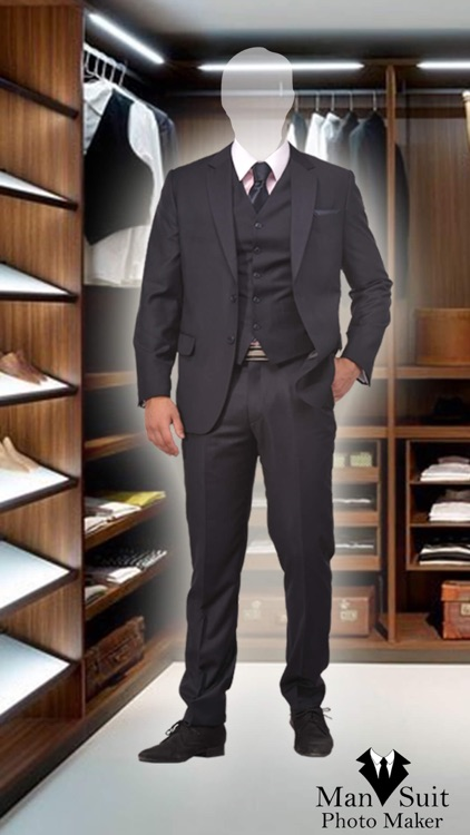 Man Suit Photo Maker: Fashion Image Effect.s Booth