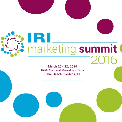 IRI Marketing Summit 2016