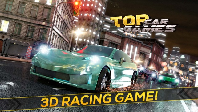 Top Car Games For Free Driving The Car Racing Game On The App Store - Sports cars racing games