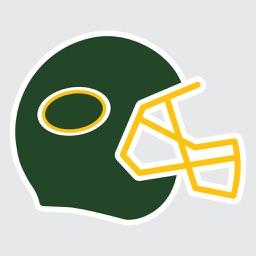 Football Helmet Sticker Pack