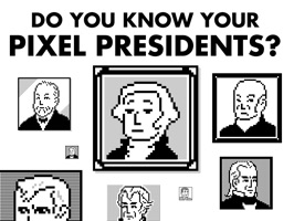 Do you know your Pixel Presidents