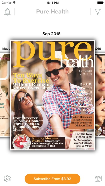 Pure Health Magazine