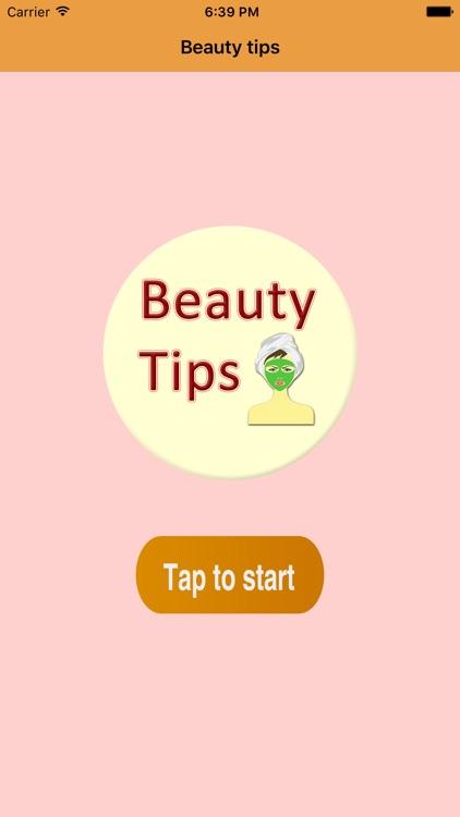 Few Beauty Tips
