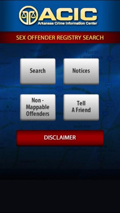 Sex offender app for blackberry