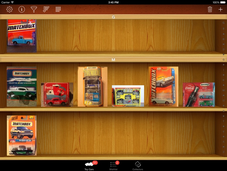 Toy Car Collectors for iPad screenshot-2