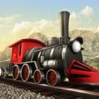 train simulator 3d - hd - freie bahn fahren - spie icon