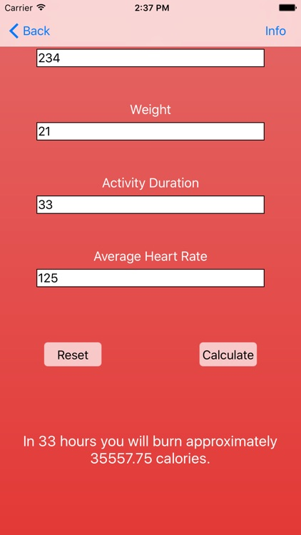 Basic Health Calculators screenshot-3