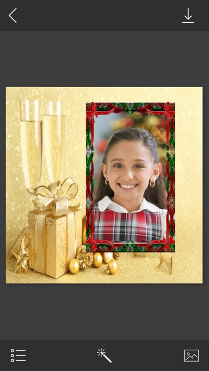 New Year Picture Frames - Magic Frames screenshot-3