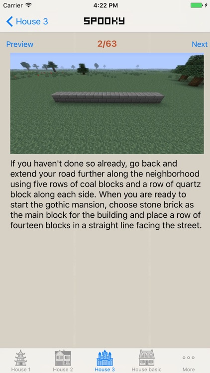 House & Building ideas guide for Minecraft PE