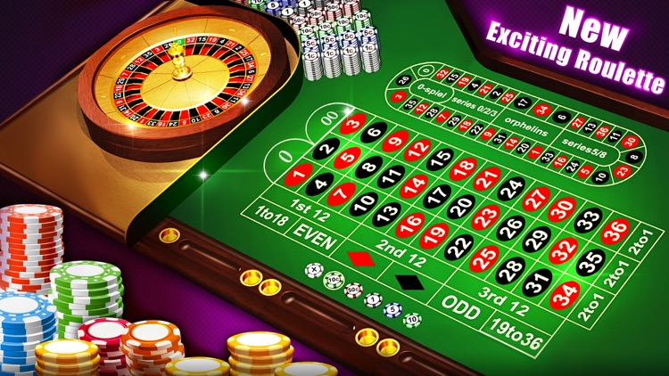 Roulette Casino FREE - American Roulette Wheel screenshot-2