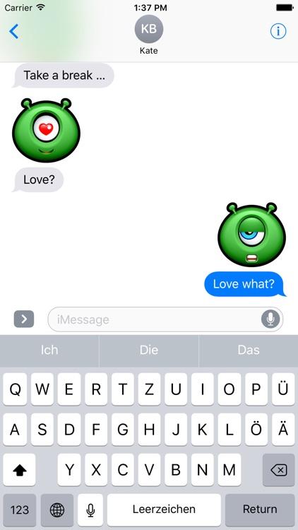 Alien Emojiz