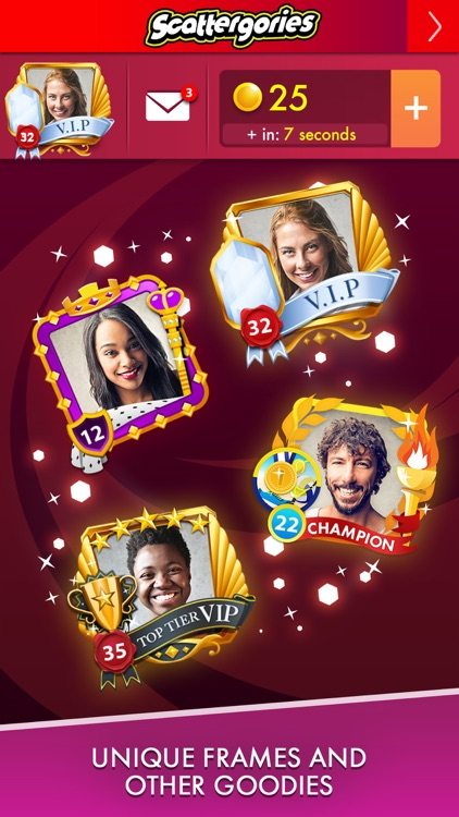 Scattergories: A fast-thinking game of categories screenshot-4
