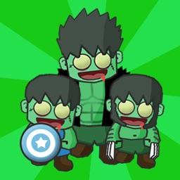 Zombie Heroes Smash