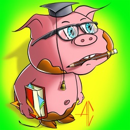 Crazy little pig