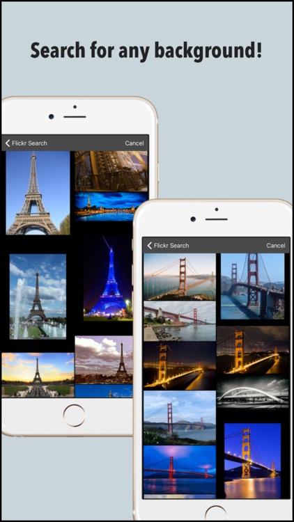 Pop Me Out - Photo Background Erase.r & Blend.er screenshot-3