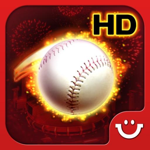 Homerun Battle 3D for iPad icon