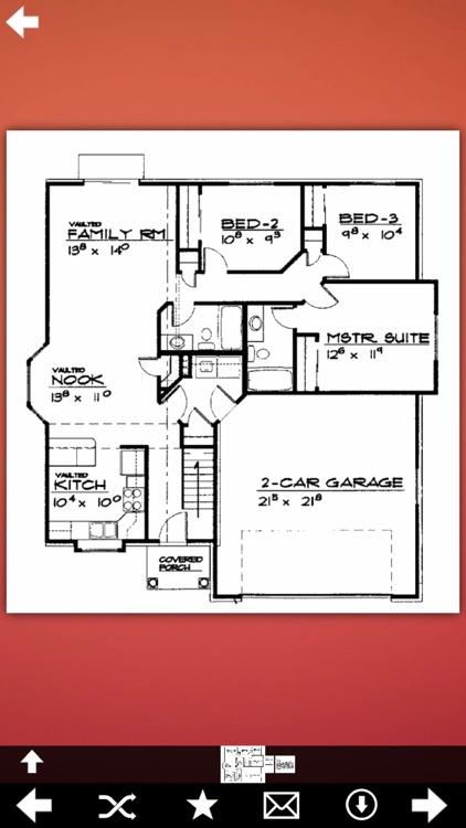 House Plans - Cottage Details screenshot-3