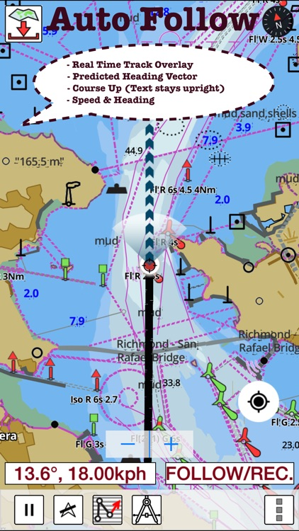 Austria-Danube/Donau River-Navigation Map & Charts by Bist LLC on