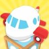 Overleap - 免费无尽的街机跳跃游戏关于玩具和乐趣
