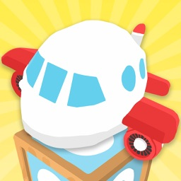 Overleap - free endless jump game about toys