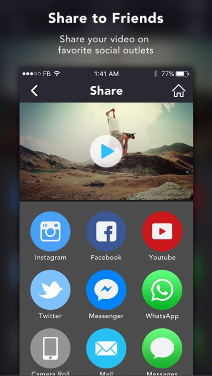 GoReverse: Reverse Video Maker screenshot-3