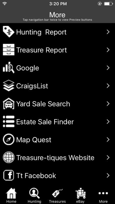 Treasure-tiques app image