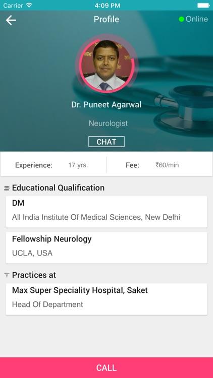 Konsult App screenshot-3