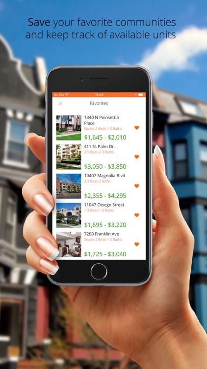 Apartment Search by RENTCafé screenshot-4