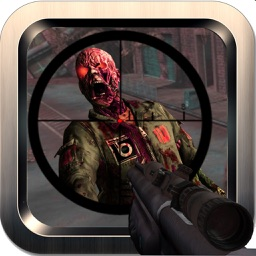Sniper Shooter 3D Zombie War Killer
