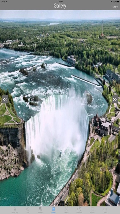 Niagara Falls Tourist Travel Guides screenshot-0