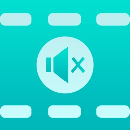 Mute Videos - Remove the audio from your video
