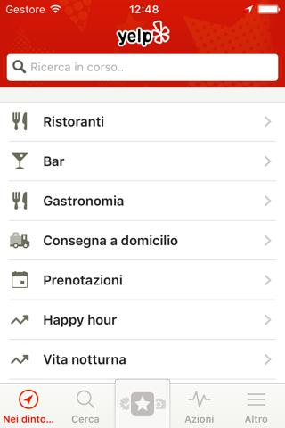 Yelp: Discover Local Favorites screenshot 1