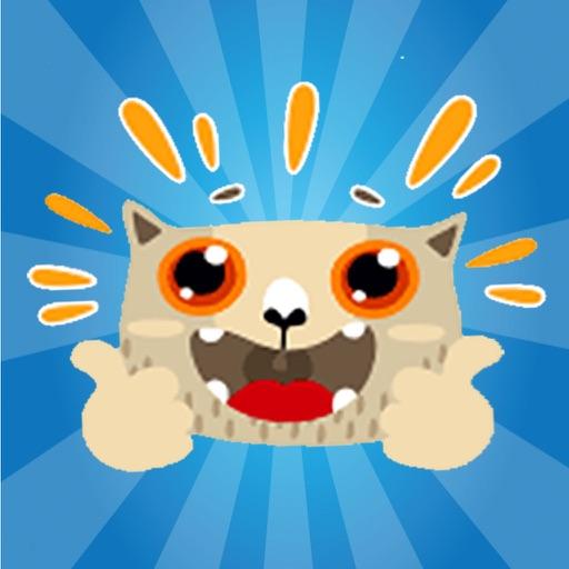 Cat Cute - Fc Sticker