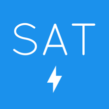 SATFlash -  New SAT Practice, Prep and Vocabulary
