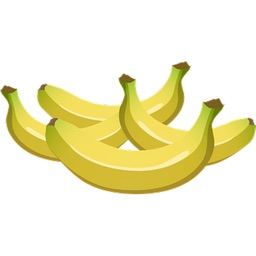 Banana Stickers