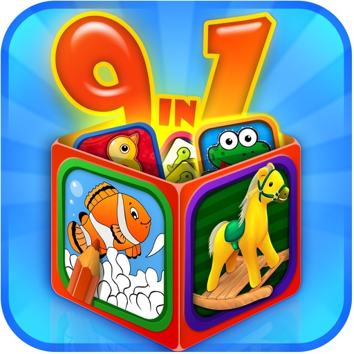 Kids Preschool Game Box HD Lite