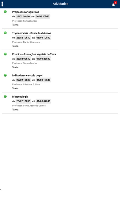 Colégio Augusto Laranja screenshot three