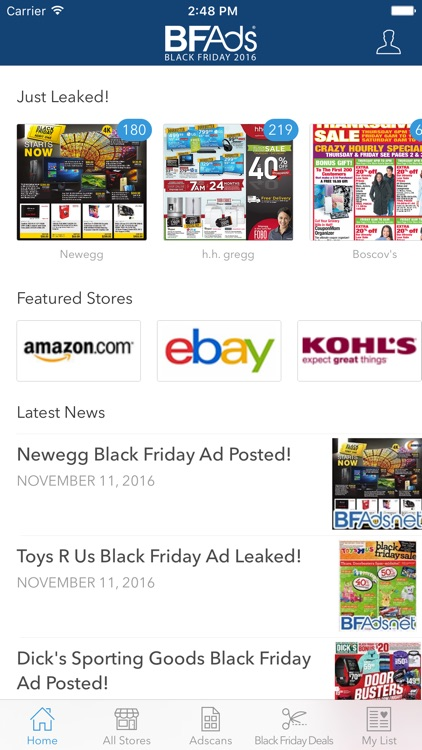 BFAds.net: Black Friday 2016 Ad Scans