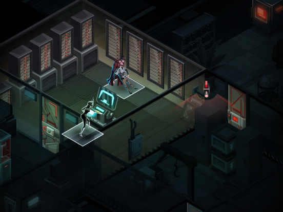 Игра Invisible, Inc.