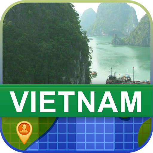 Offline Vietnam Map - World Offline Maps