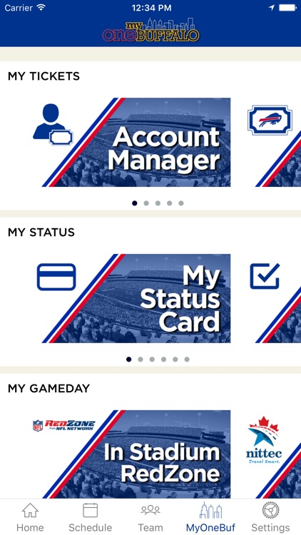Buffalo Bills Mobile screenshot-3
