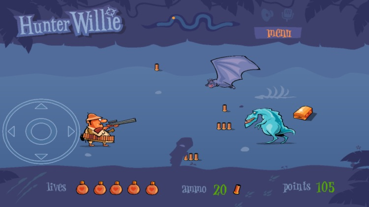 Hunter Willie: hunting adventure game screenshot-3