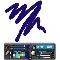 Scratch Paint Pad HD
