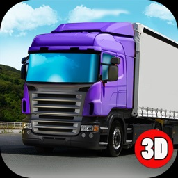 3D Loading and Unloading Truck Games 2017
