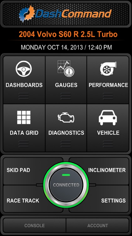 DashCommand - OBD-II gauge dashboards, scan tool