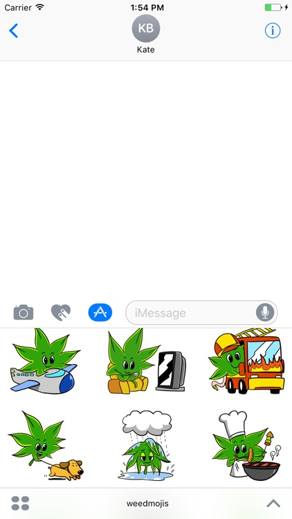 Cannabis.net Activity Weedmojis