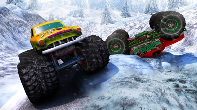 Crazy Car vs Monster Truck Racer 3D App 截图