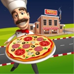 Crazy Chef Pizza Maker Factory Cooking & Delivery
