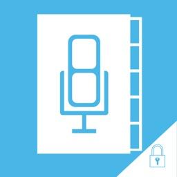 Voice Recorder MRecorder - voice audio memos free