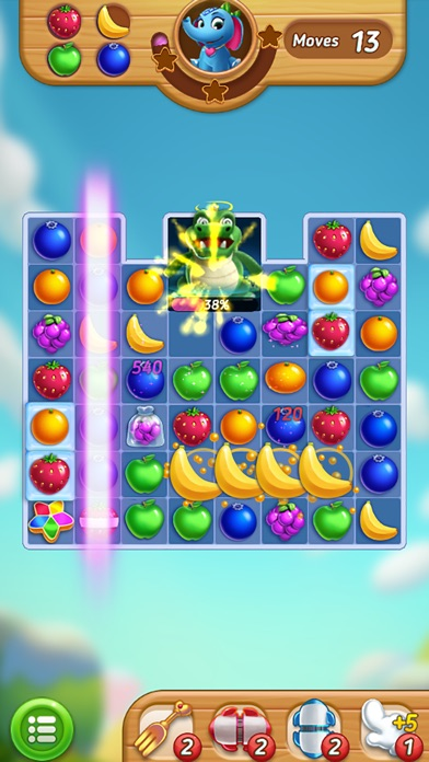 Fruits Mania : Elly's travel for Windows